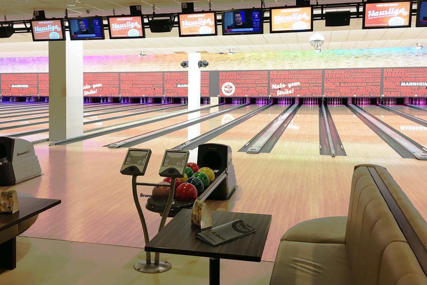 Merkur Bowling Düsseldorf Preise